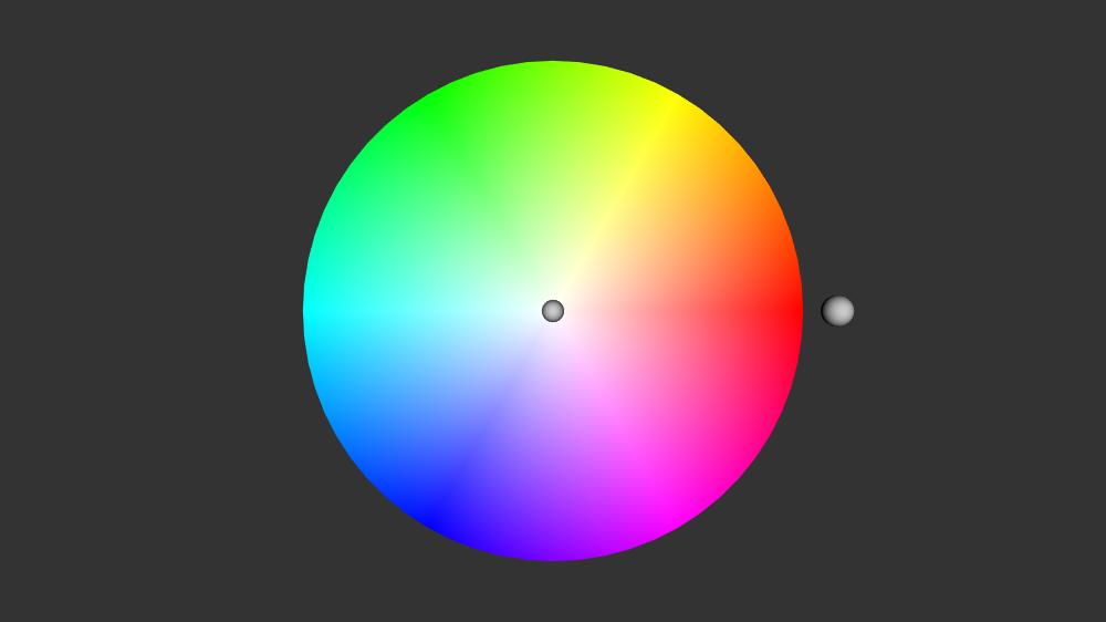 screenshot ColorDamper