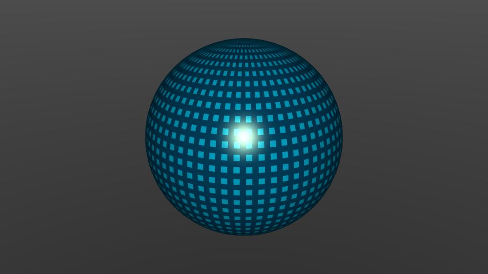 screenshot Sphere